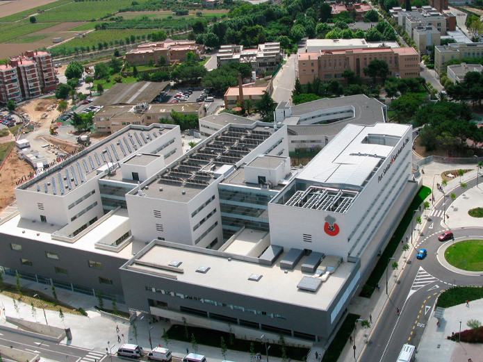 Betarq : Hospital Comarcal San Juan de Dios - Betarq