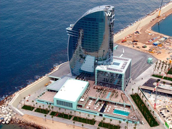 Hotel w barcelona events wroc awski informator for Hotel barcelona w